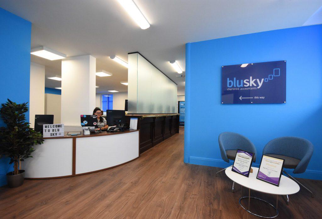 Blu Sky office